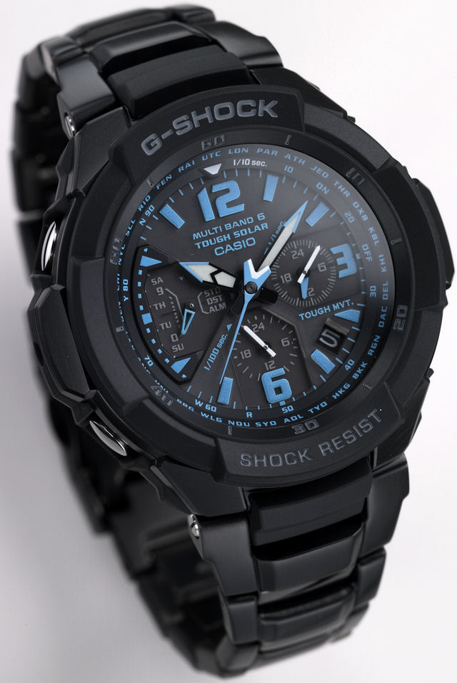 Famous G-Shock