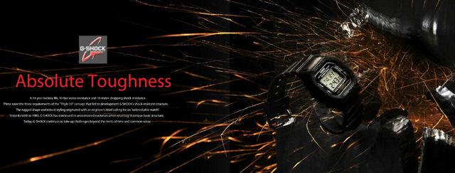 Thread: Japanese G-Shock catalog spring 2012