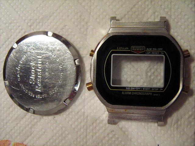 DW 5400C 9 In Pieces
