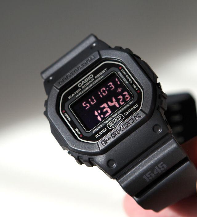 d890d3e71c84 CASIO DW-5600MS-1DR G-Shock ÖZEN SAAT İZMİR 4971850421375