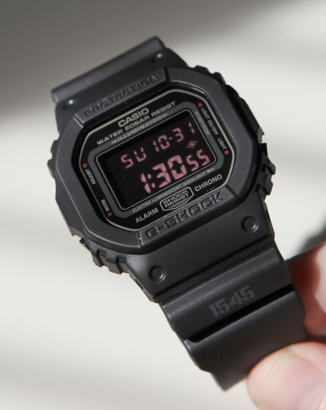 91613fc3b9674 Military Inspired DW-5600MS-1DR G-Shock Review