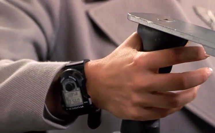 Thread Casio G Shock Spotted In The Movie Starship Troopers
