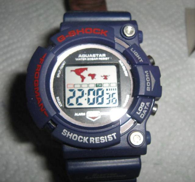 G Shock Fake