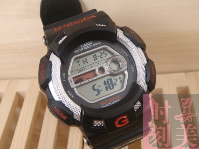 How To Spot A Fake G-Shock Watch