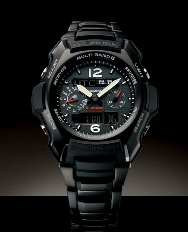 Omega G Shock Digital Watch