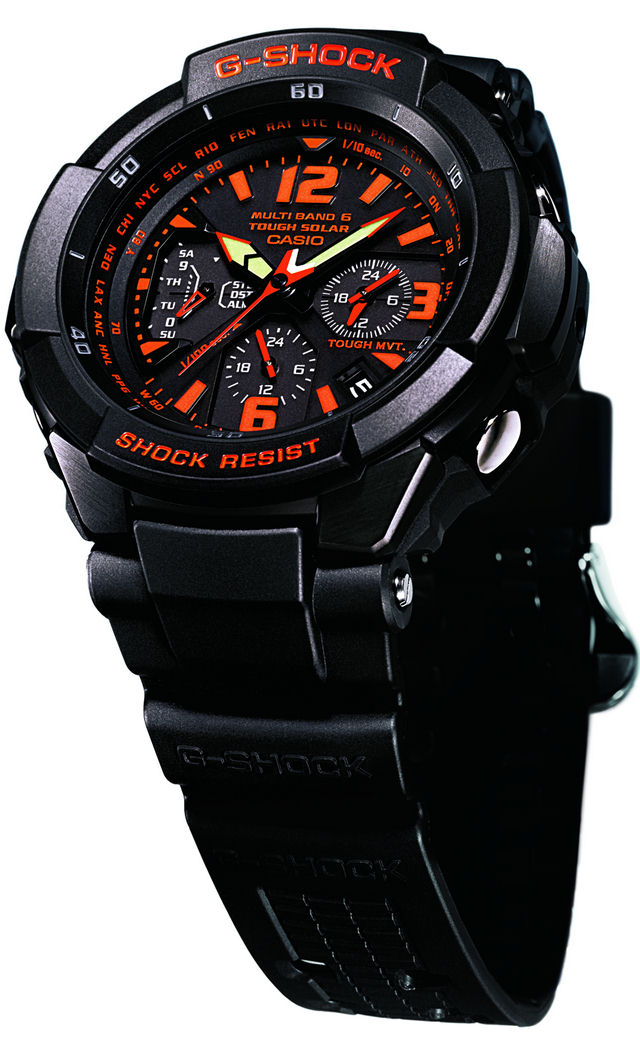 Aviation GW-3000B-1ADR G-Shock