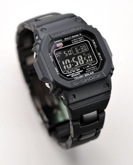 Présentation La Meule GW-M5600BC-1-gshock-mens-watch