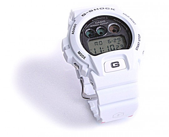 Black And White G-Shocks