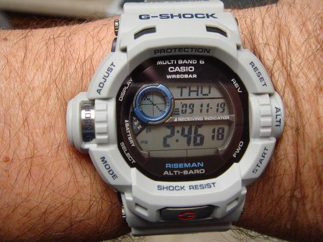 Купить копии часов Casio G-Shock в KingTimecomua