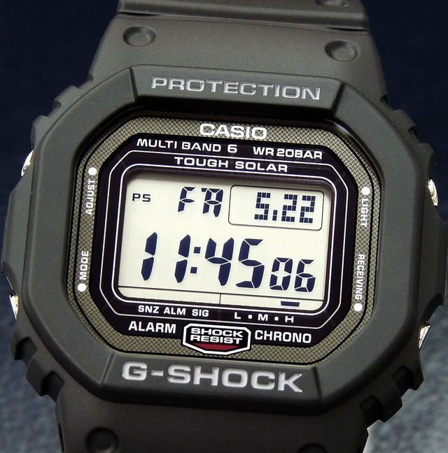 Review Of The New Gw 5000 1jf G Shock Mygshock Com