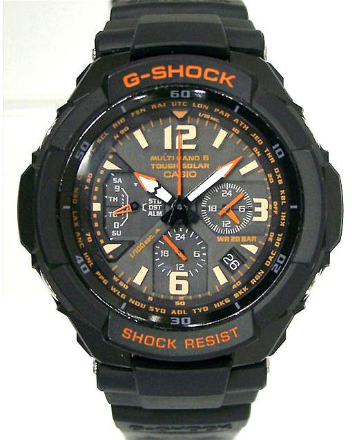 g shock gw 3000b manual