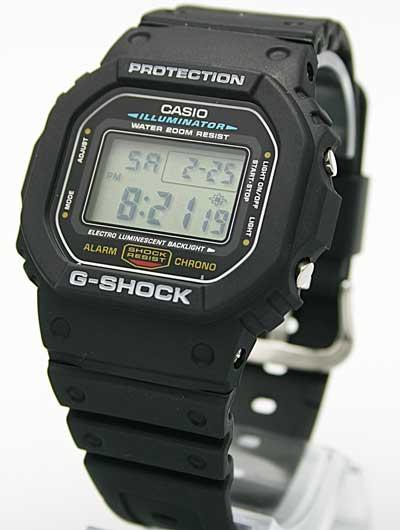 ¿Que reloj llevamos hoy? - Página 11 DW-5600E